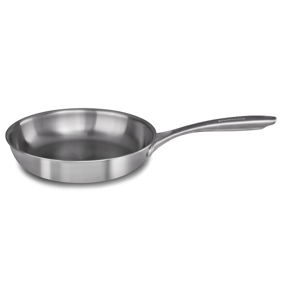 5 Ply Copper-Core Frying Pan by KitchenAid