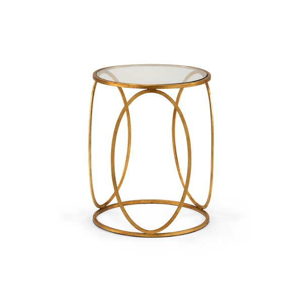 Ring End Table by Wildwood