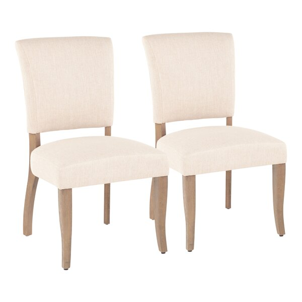 Spielman Upholstered Dining Chair (Set of 2) by Gracie Oaks