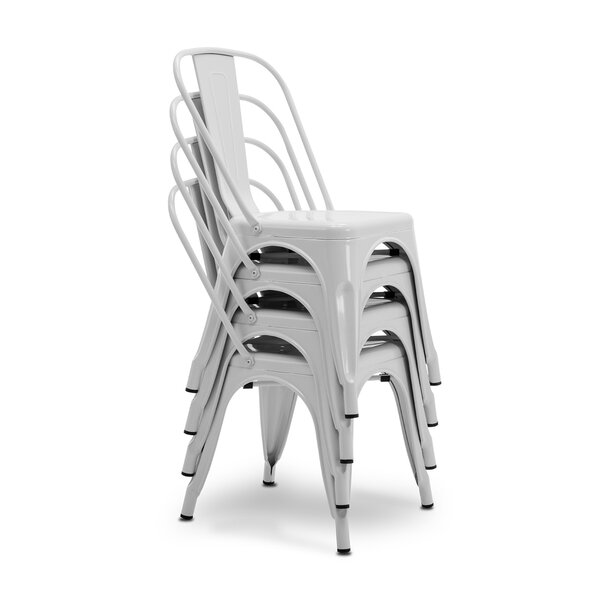 Mclea Stackable Side Chair (Set Of 4) By Trent Austin Design