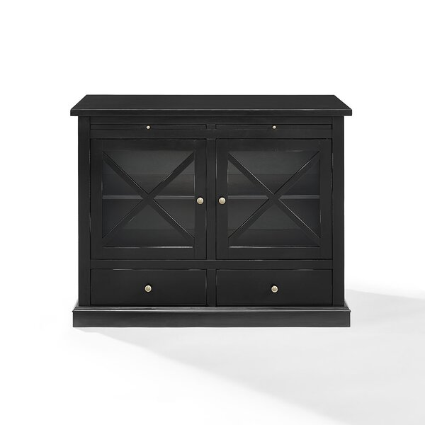 Saito 2 Door Accent Cabinet by Charlton Home Charlton Home