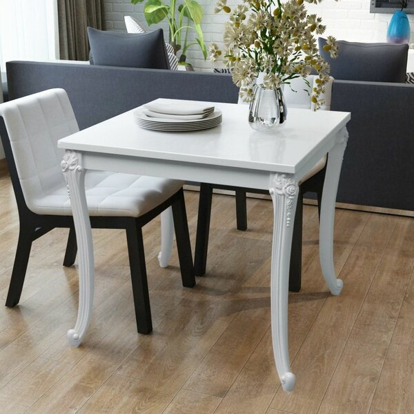 Boleyn Dining Table by Rosdorf Park