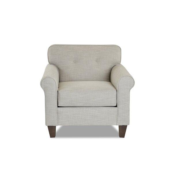 Shonda Armchair by Wayfair Custom Upholstery™