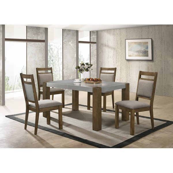 Shane 5 Piece Dining Set by Gracie Oaks