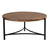 Iowa Park 3 Legs Coffee Table by Williston Forge