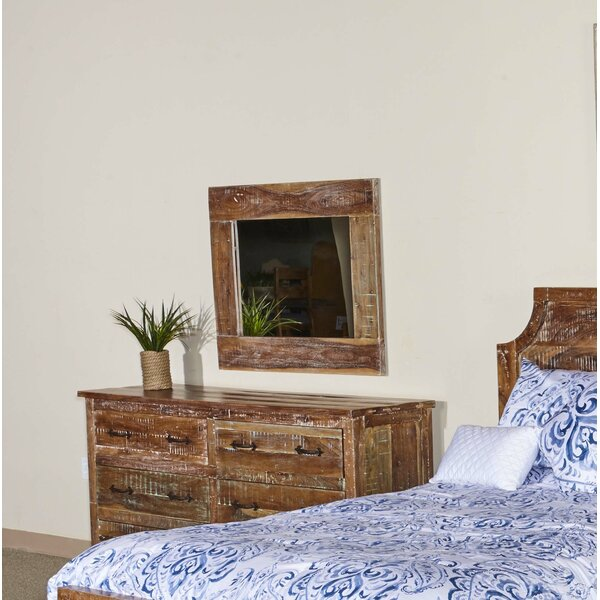 Walczak Accent Mirror by Millwood Pines