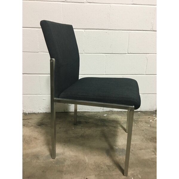 Carlucci Modern Dining Chair (Set of 4) by Wrought Studio