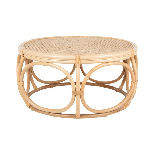 Melton Solid Coffee Table By Bayou Breeze