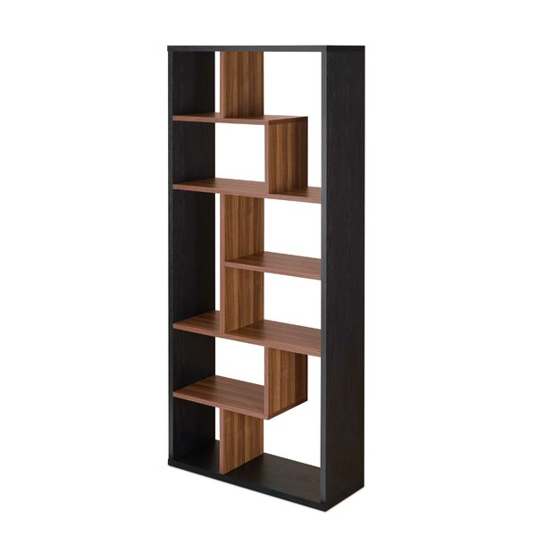 Laurene Geometric Bookcase By Corrigan Studio