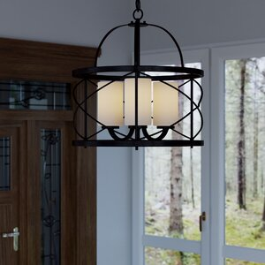 Farrier 3-Light Foyer Pendant