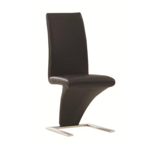 Ludie Upholstered Dining Chair (Set of 2) by Orren Ellis