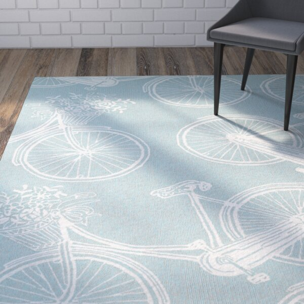 Handmade Indoor/Outdoor Area Rug by Wrought Studio