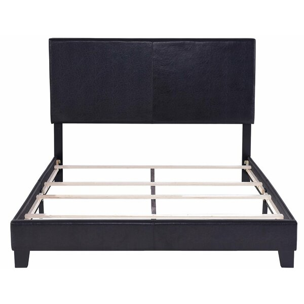 Grovebury Queen Upholstered Platform Bed by Latitude Run