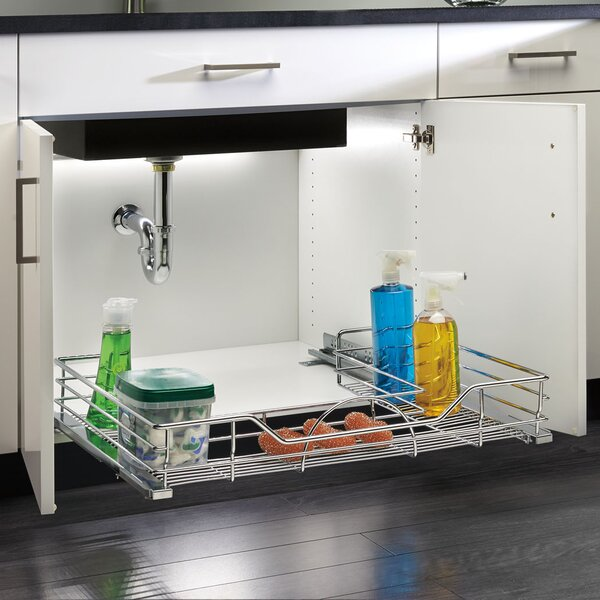 Undersink Organizer by Rev-A-Shelf