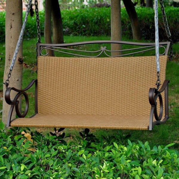 Saleh Porch Swing by Fleur De Lis Living Fleur De Lis Living