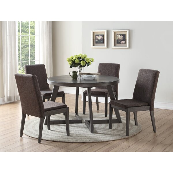 Kristy 5 Piece Dining Set by Ivy Bronx