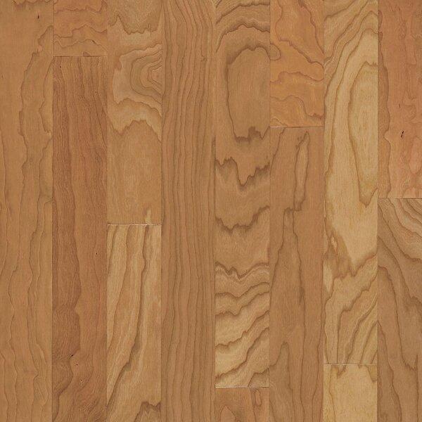 Turlington 3 Engineered Cherry Hardwood Flooring in Natural by Bruce Flooring