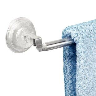 Lock Reo Suction Wall Mounted Towel Bar