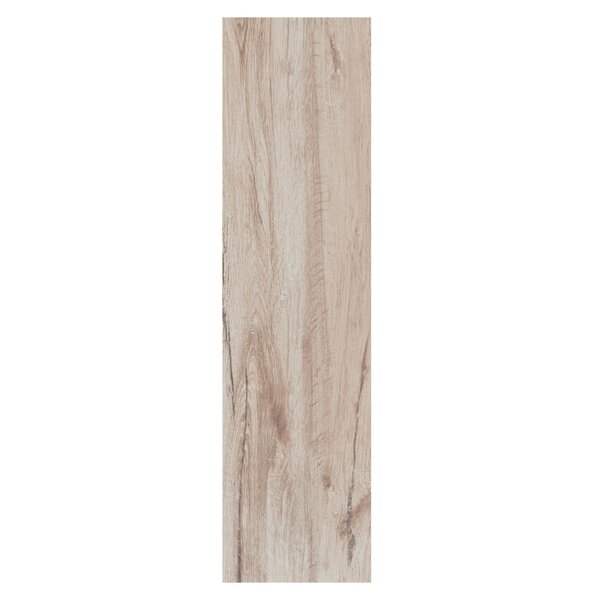 Real Wood 6 x 24 Porcelain Wood Look Tile in Larice by Casa Classica