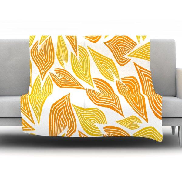 Throw Blanket by KESS InHouse