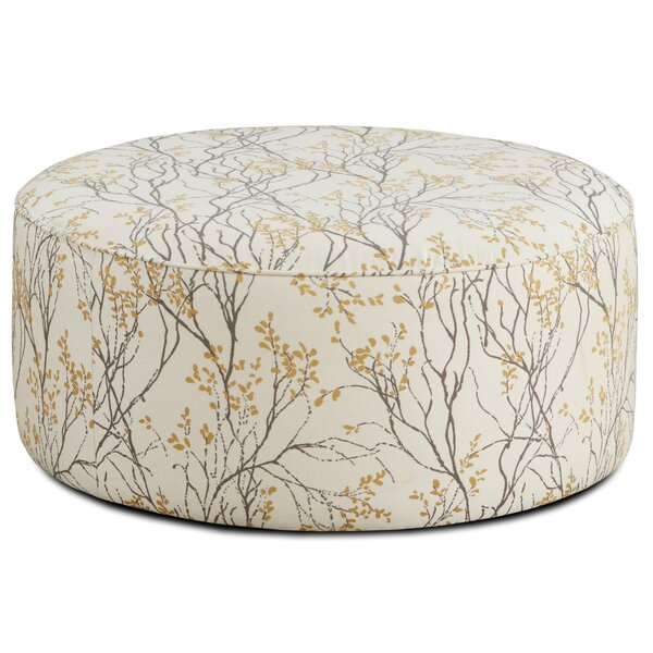 Sheringham Cocktail Ottoman by Gracie Oaks