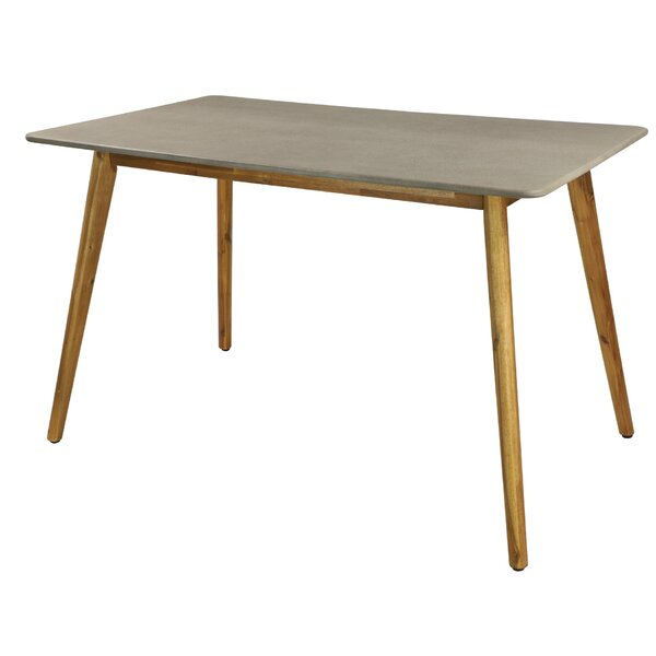 Lilith Solid Wood Bar Table by Bay Isle Home Bay Isle Home