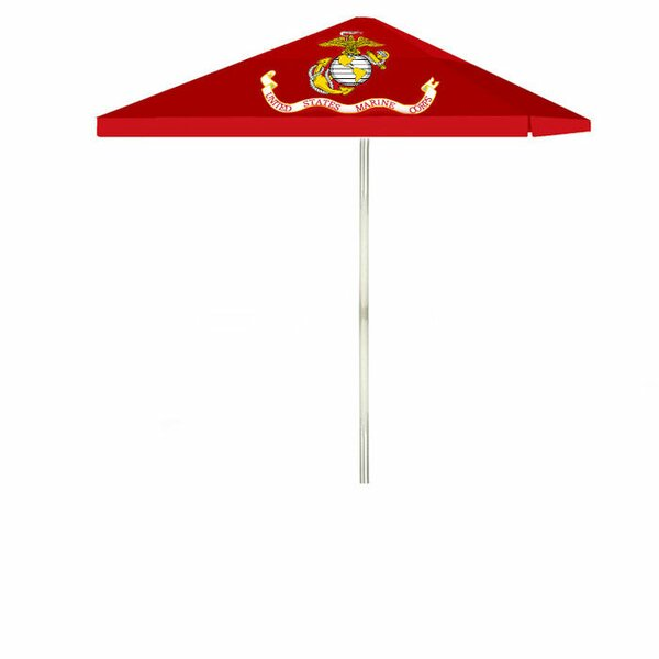 66' Square Market Umbrella by Best of Times Best of Times