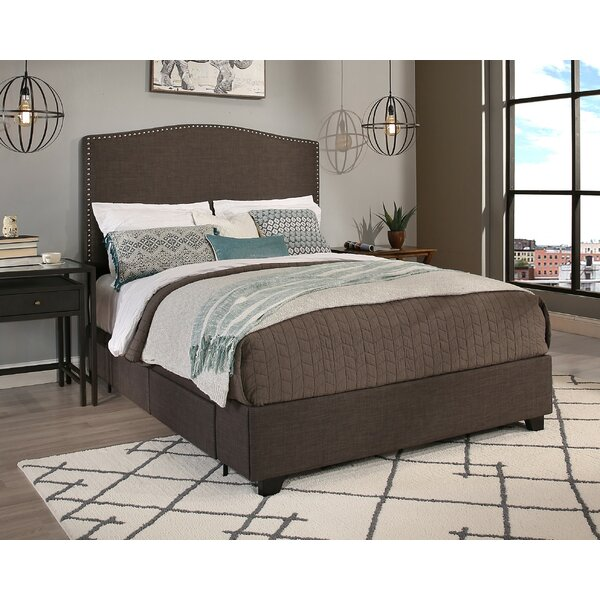 Almodovar 4 Drawer Upholstered Storage Platform Bed by Darby Home Co Darby Home Co