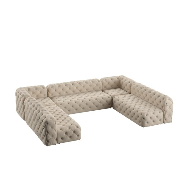 Laussat Modular Sectional by Charlton Home