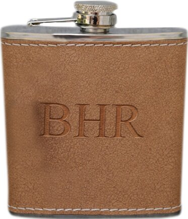 Personalized Flask by JDS Personalized Gifts