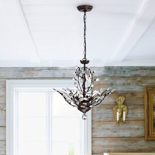 Bargain Alijah 4-Light LED Candle Style Chandelier By Willa Arlo Interiors