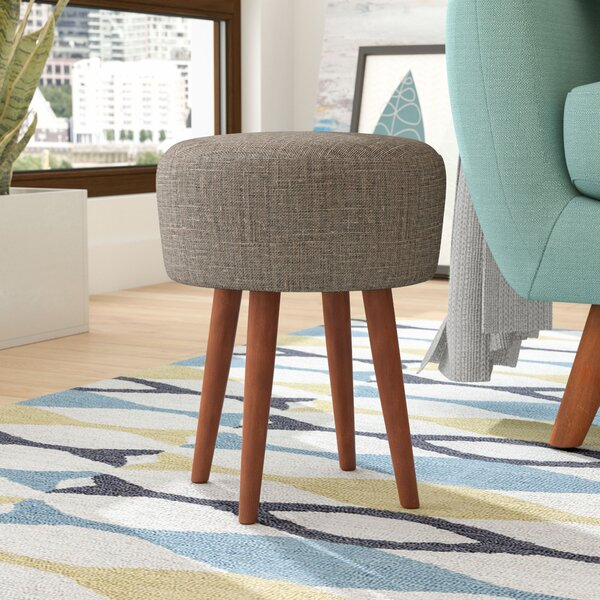 Janelle Upholstered Stool by Langley Street
