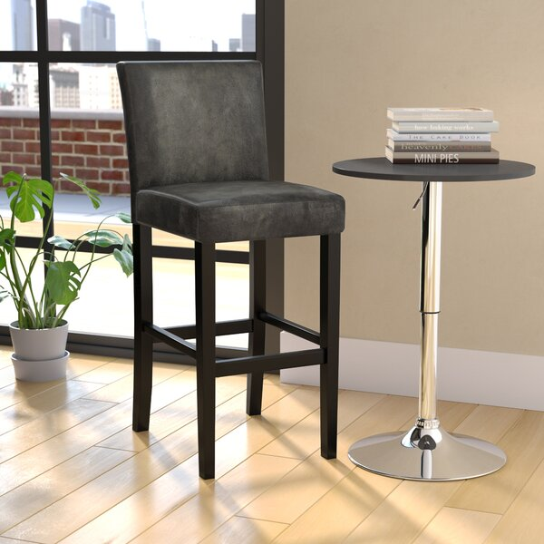 Gleno 30 Bar Stool by Mercury Row