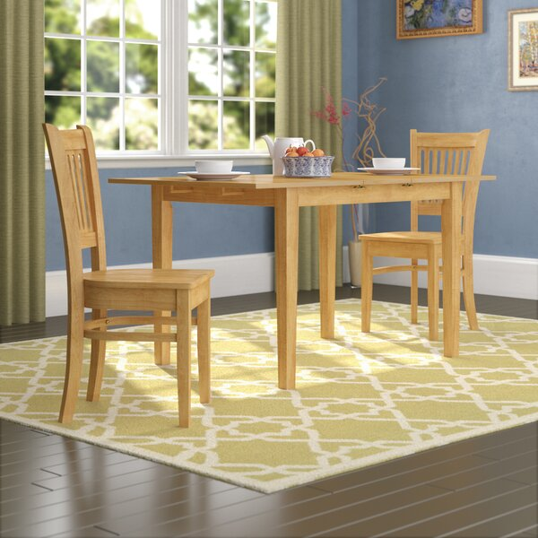 #1 Balfor 3 Piece Dining Set By Andover Mills Today Only Sale