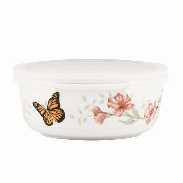 Butterfly Meadow 20 oz. Serve N Store Soup Bowl by Lenox