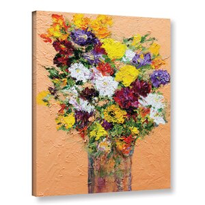 Spring's Delight Painting Print on Wrapped Canvas by Alcott Hill