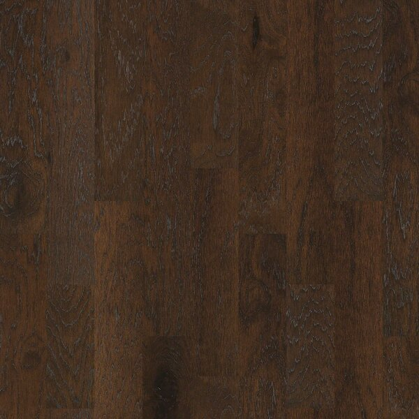 Dancing Queen 6 3/10 Engineered Hickory Hardwood Flooring in Tango by Shaw Floors