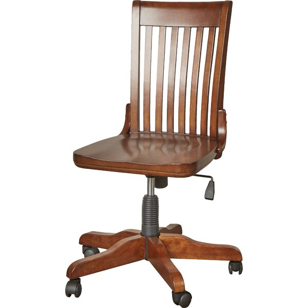 Seger High-Back Bankers Chair by Darby Home Co