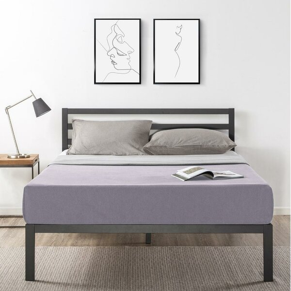Contreras Bed Frame by Alwyn Home