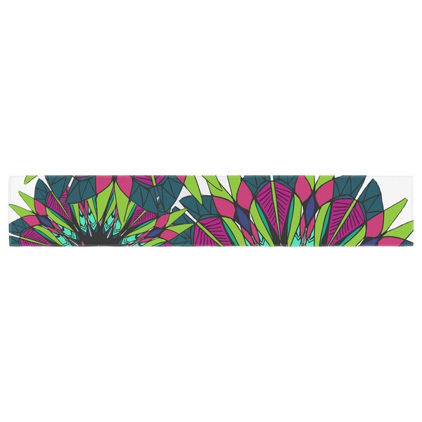 Alison Coxon Bright Table Runner by East Urban Home