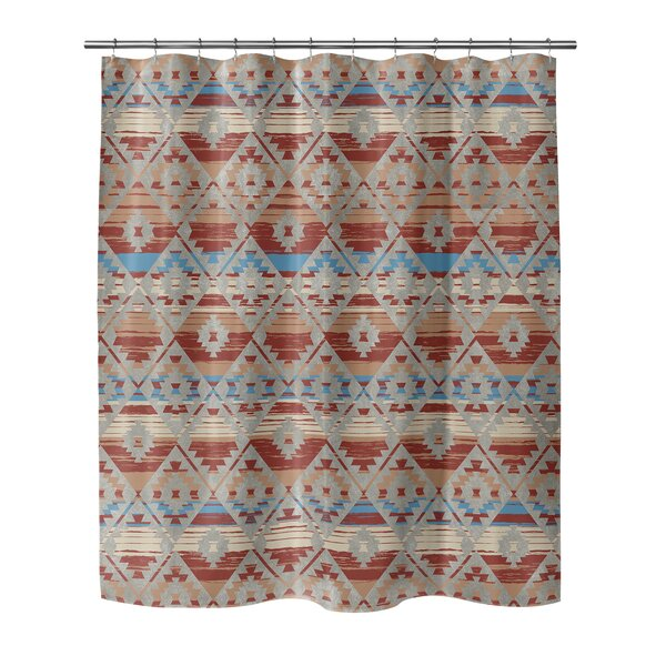 Whitstran Shower Curtain by Bloomsbury Market