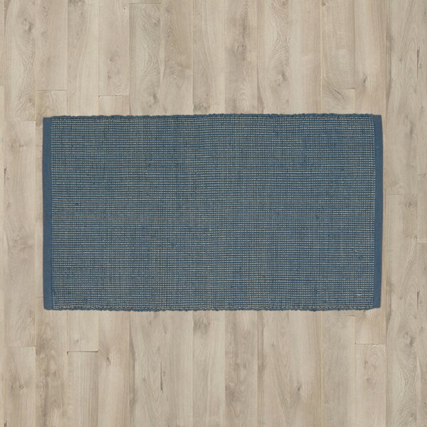 Zena Blue Area Rug by Williston Forge