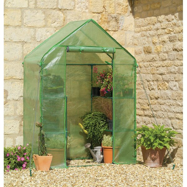 5 Ft. W x 2.5 Ft. D Greenhouse by Gardman