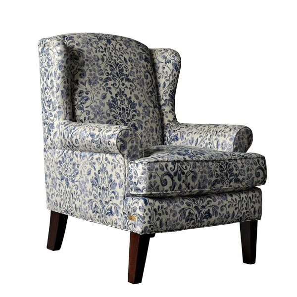 Lila Wingback Chair by Darby Home Co
