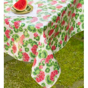 Good Oilcloth Tablecloth