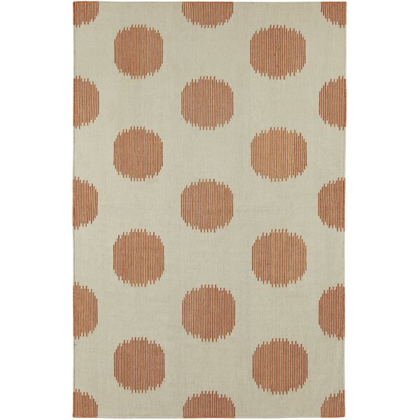 Spots Cinnamon Area Rug by Capel Rugs