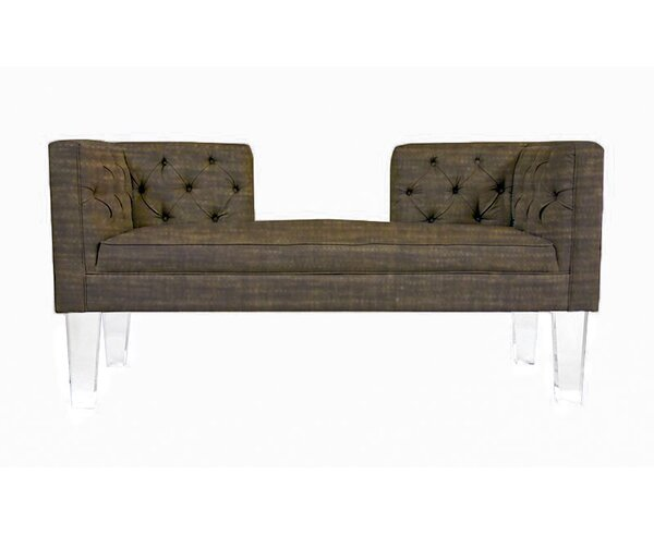 Cote D'Azure Provence Chesterfield Loveseat by Rojo 16