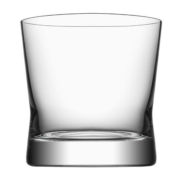Sky Old Fashioned 9 oz. Crystal Cocktail Glass (Set of 4) by Orrefors