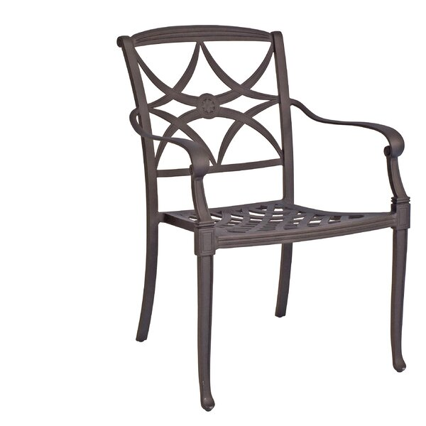 Wiltshire Patio Dining Chair By Woodard
