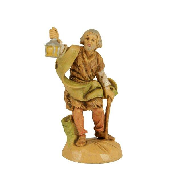 Mordecai and Lantern Nativity Figurine by The Holiday Aisle